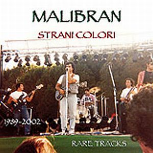 Strani Colori by MALIBRAN album cover