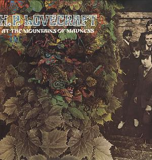 H.P. Lovecraft At The Mountains Of Madness  album cover