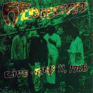 H.P. Lovecraft Live May 11, 1968 album cover
