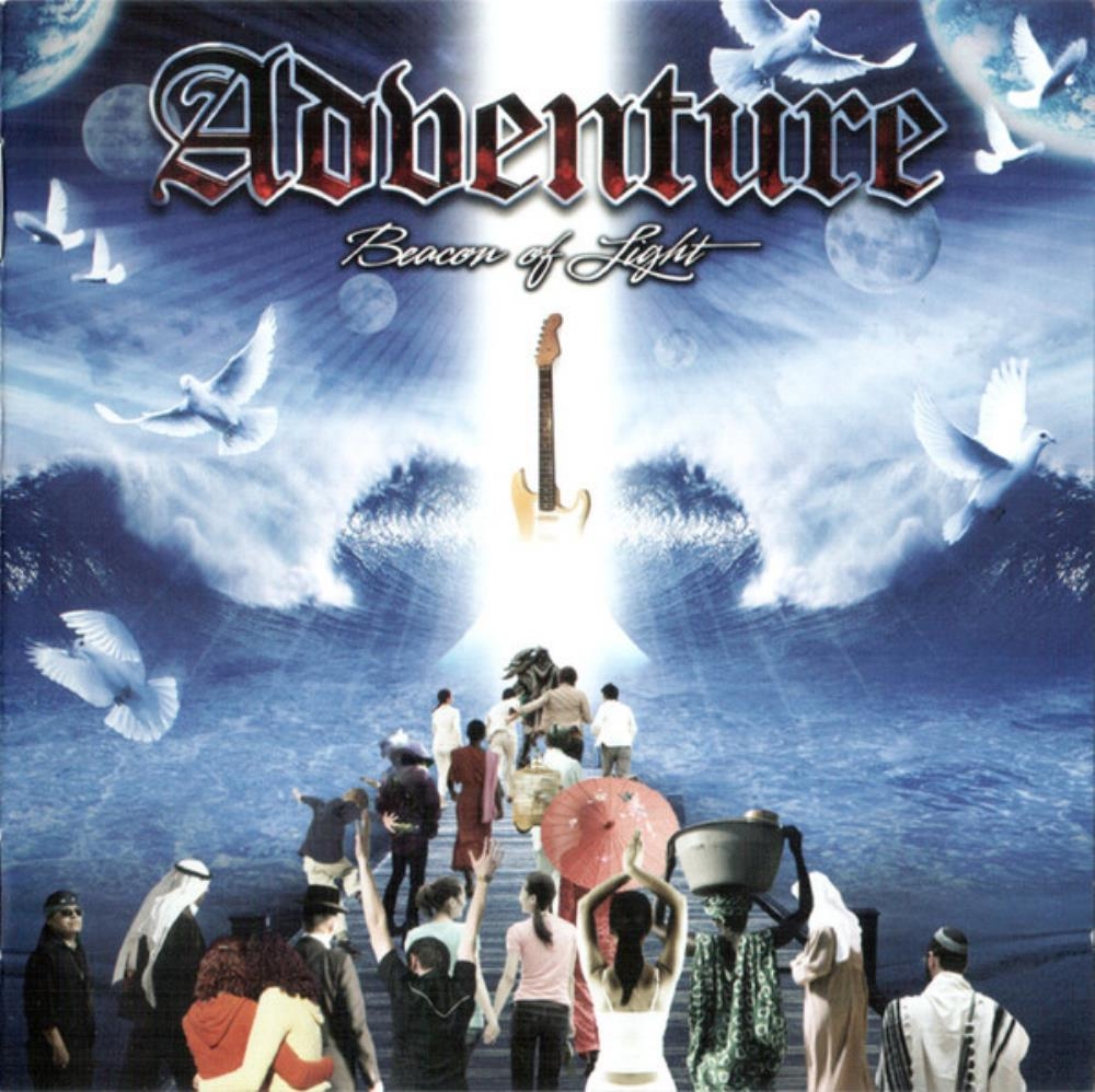 Beacon Of Light by ADVENTURE album cover