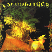 Kontraburger by KONTRABURGER album cover