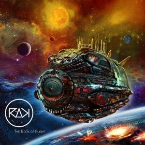 Rak The Book of Flight album cover