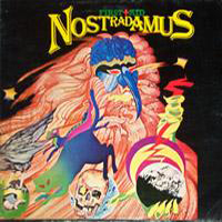 First+Aid - Nostradamus CD (album) cover