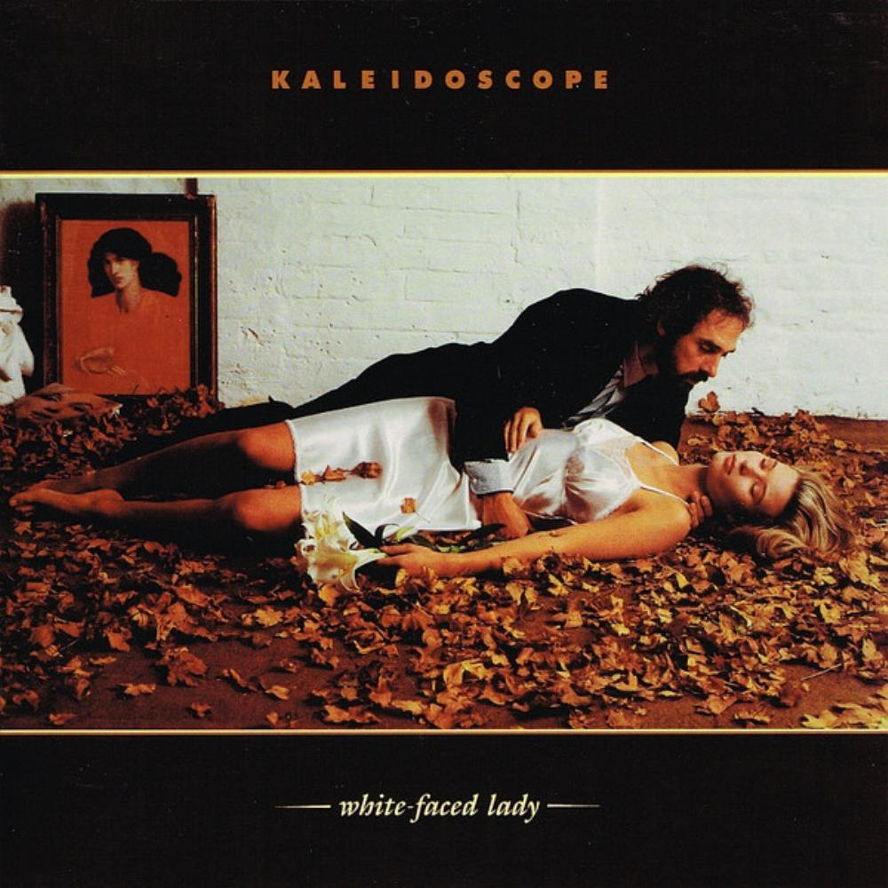 White-Faced Lady by KALEIDOSCOPE album cover