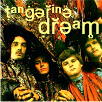 Kaleidoscope / Fairfield Parlour - Tangerine Dream  CD (album) cover