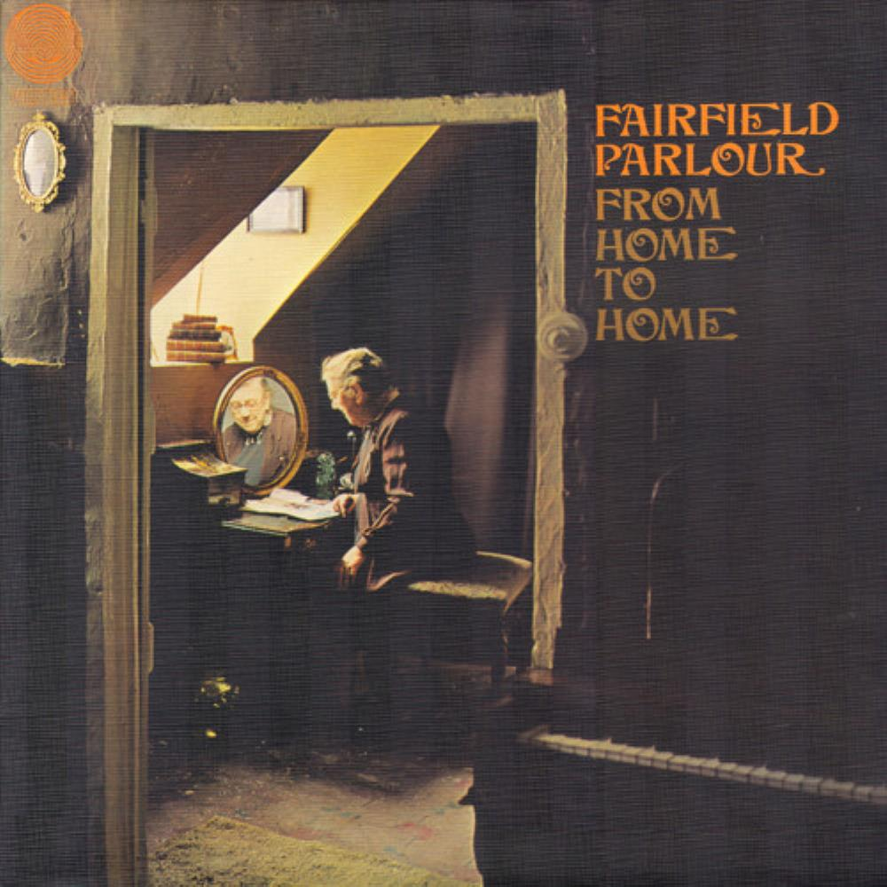 Fairfield Parlour: From Home To Home by KALEIDOSCOPE album cover