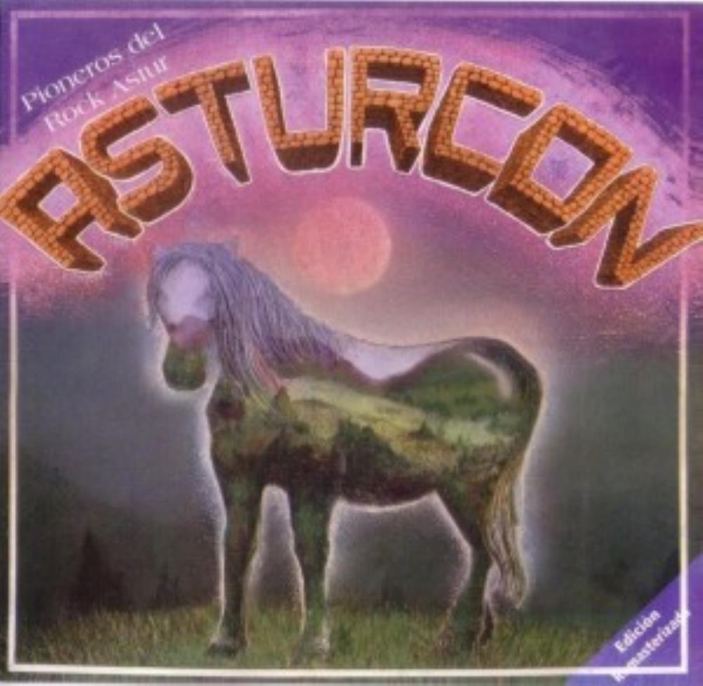 Asturcón by ASTURCON album cover