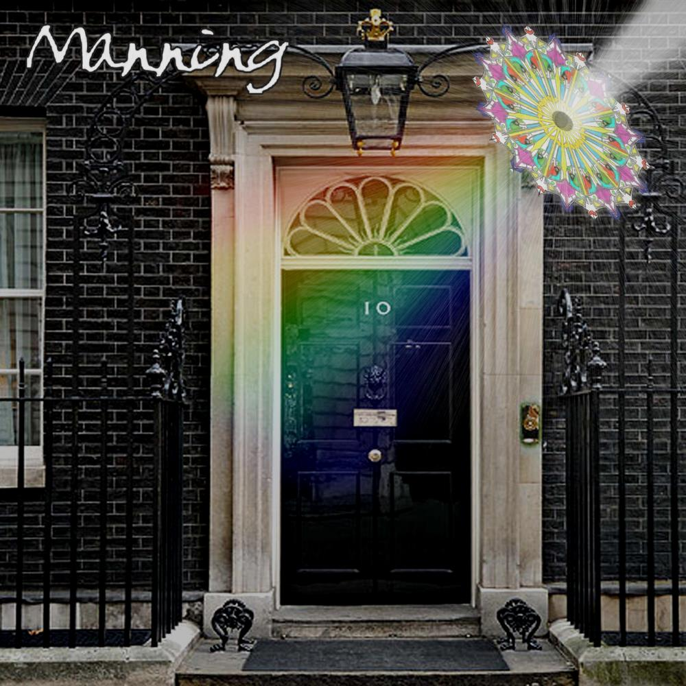 Manning - Number Ten CD (album) cover