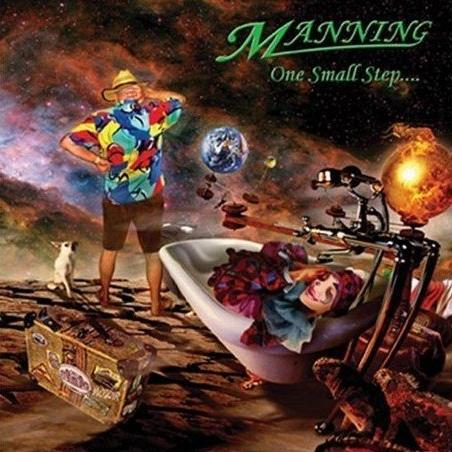 Manning - One Small Step... CD (album) cover