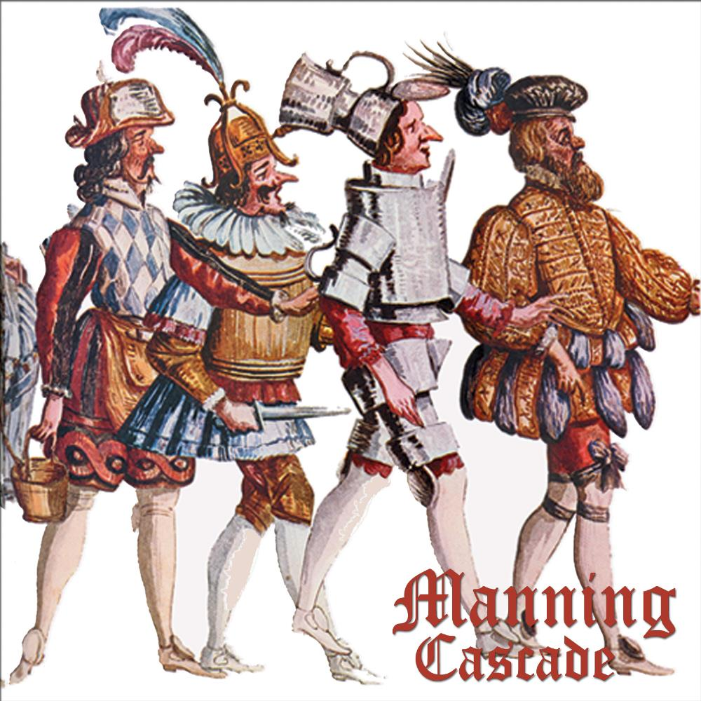 Cascade by MANNING album cover