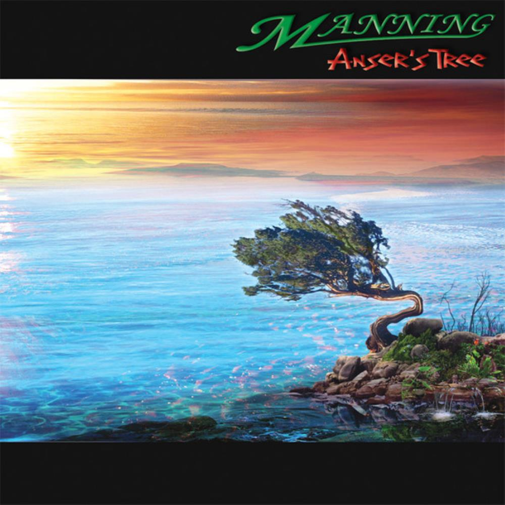 Manning - Anser's Tree CD (album) cover