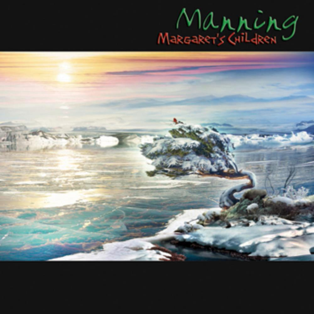 Manning - Margaret's Children CD (album) cover