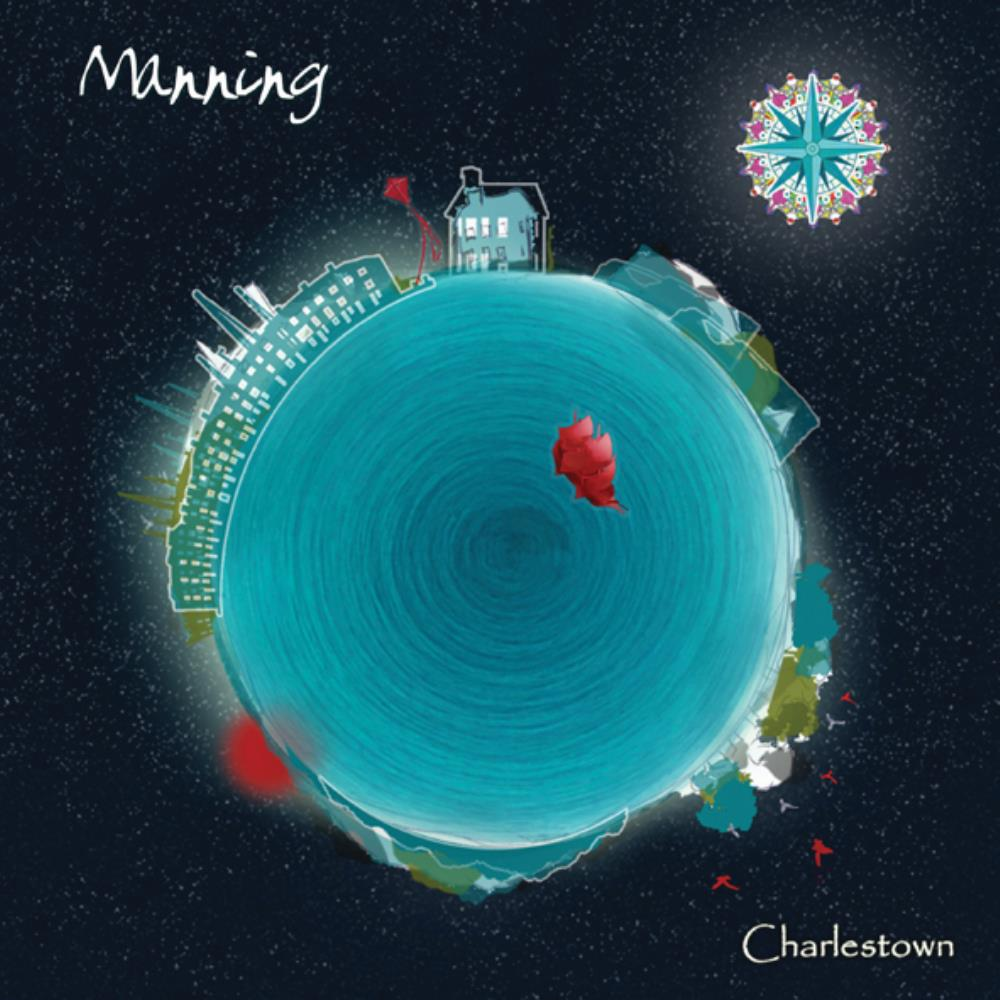 Manning - Charlestown CD (album) cover