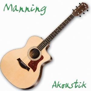 Manning - Akoustik CD (album) cover