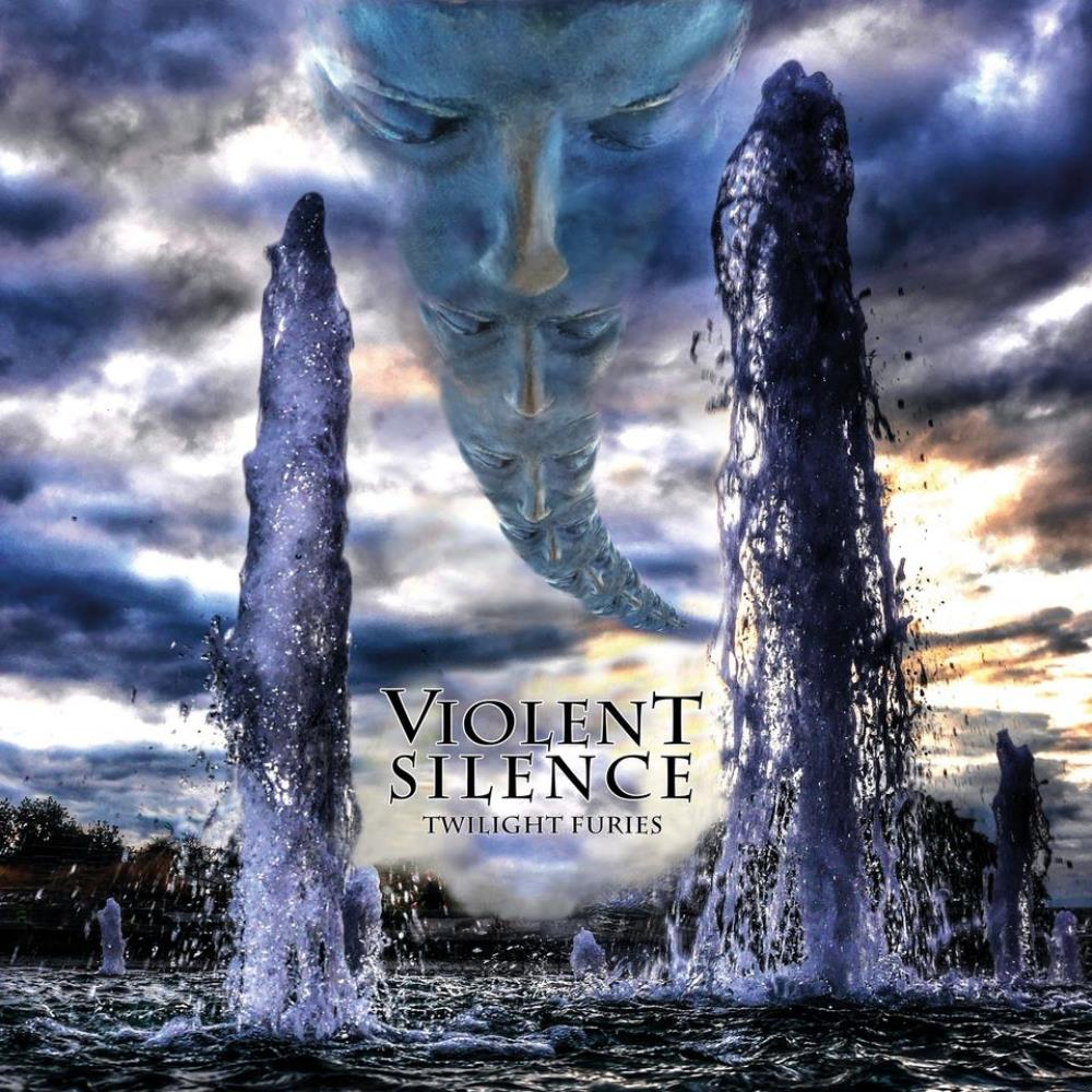 Twilight Furies by VIOLENT SILENCE album cover