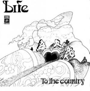 Life To the Country album cover