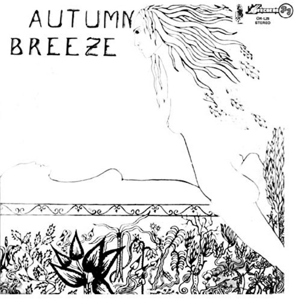 Höstbris by AUTUMN BREEZE album cover