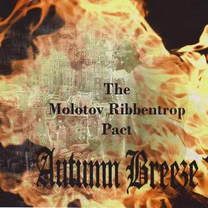 The Molotov Ribbentrop Pact by AUTUMN BREEZE album cover