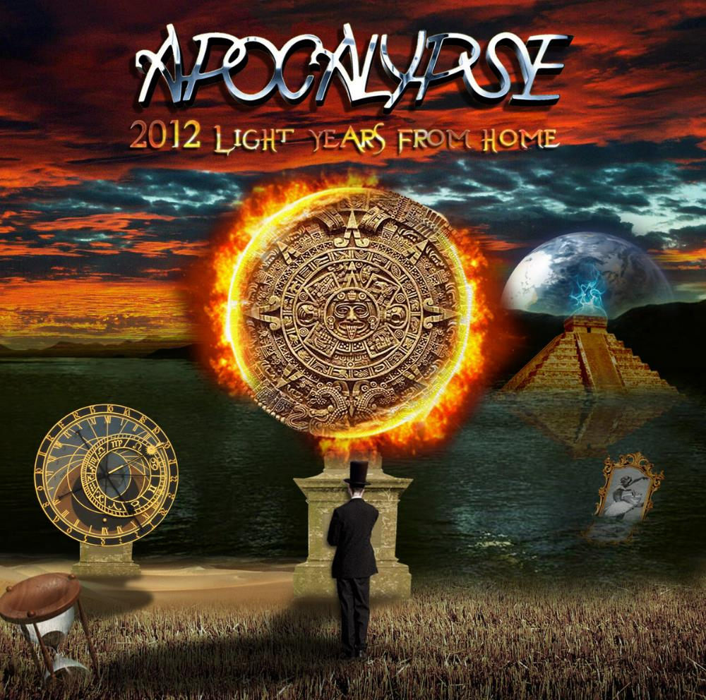 Apocalypse 2012 Light Years From Home album cover