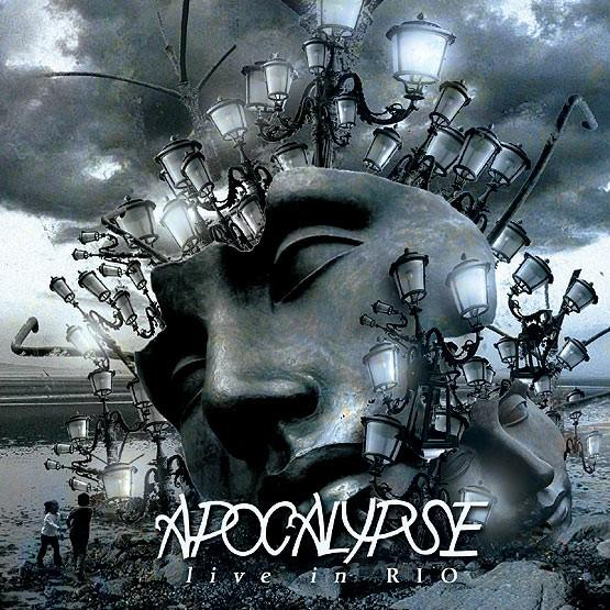 Apocalypse - Live In Rio CD (album) cover