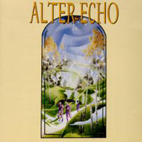 Alter Echo - Alter Echo CD (album) cover