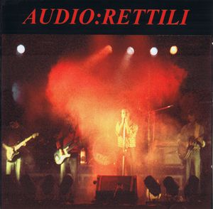 Audio Rettili album cover