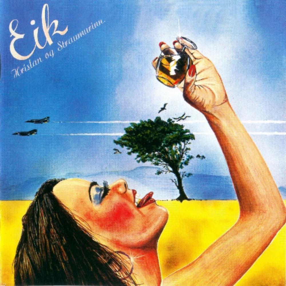 Hrislan Og Straumurinn by EIK album cover