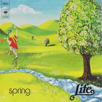 Spring by LIFE album cover