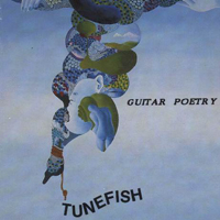 Tunefish - Guitar Poetry CD (album) cover