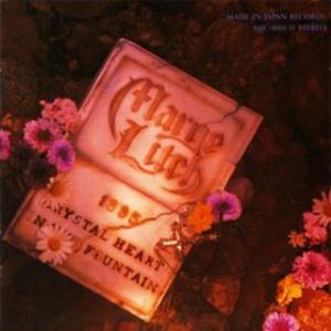 Marge Litch Crystal Heart In The Fountain album cover