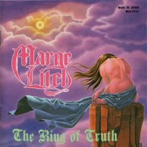 Marge Litch - The Ring of Truth CD (album) cover