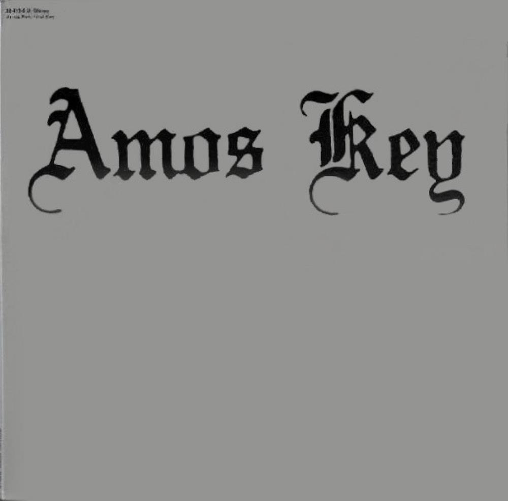 First Key by AMOS KEY album cover