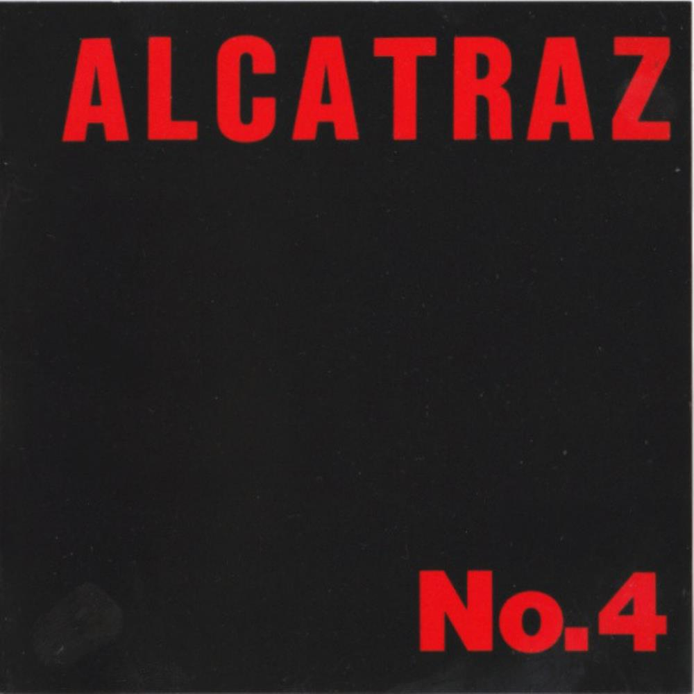 No. 4 by ALCATRAZ album cover