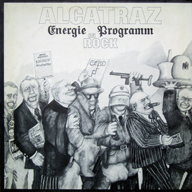 Energie Programm In Rock by ALCATRAZ album cover