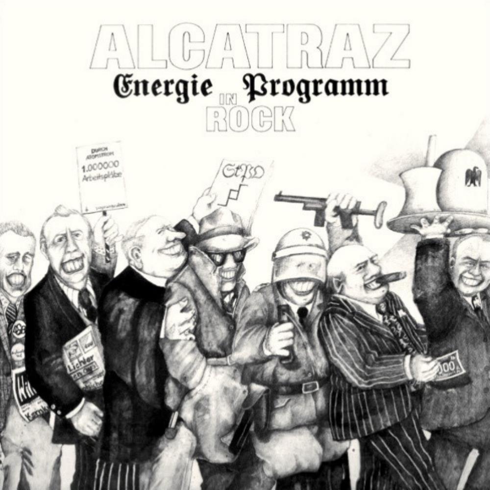 Energie Programm In Rock by ALCATRAZ album cover