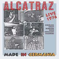 Alcatraz Made In Germania album cover