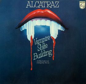 Alcatraz - Vampire State Building CD (album) cover