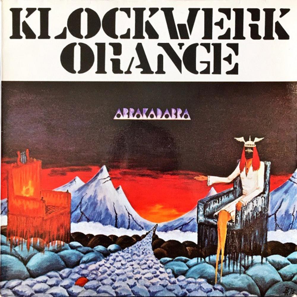 Abrakadabra by KLOCKWERK ORANGE album cover