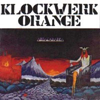 Abracadabra by KLOCKWERK ORANGE album cover