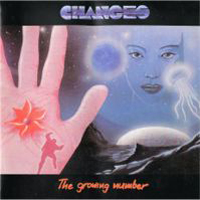 The Growing Number  by CHANGES album cover