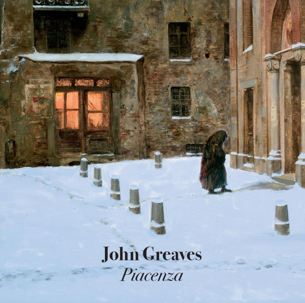 Piacenza by GREAVES, JOHN album cover