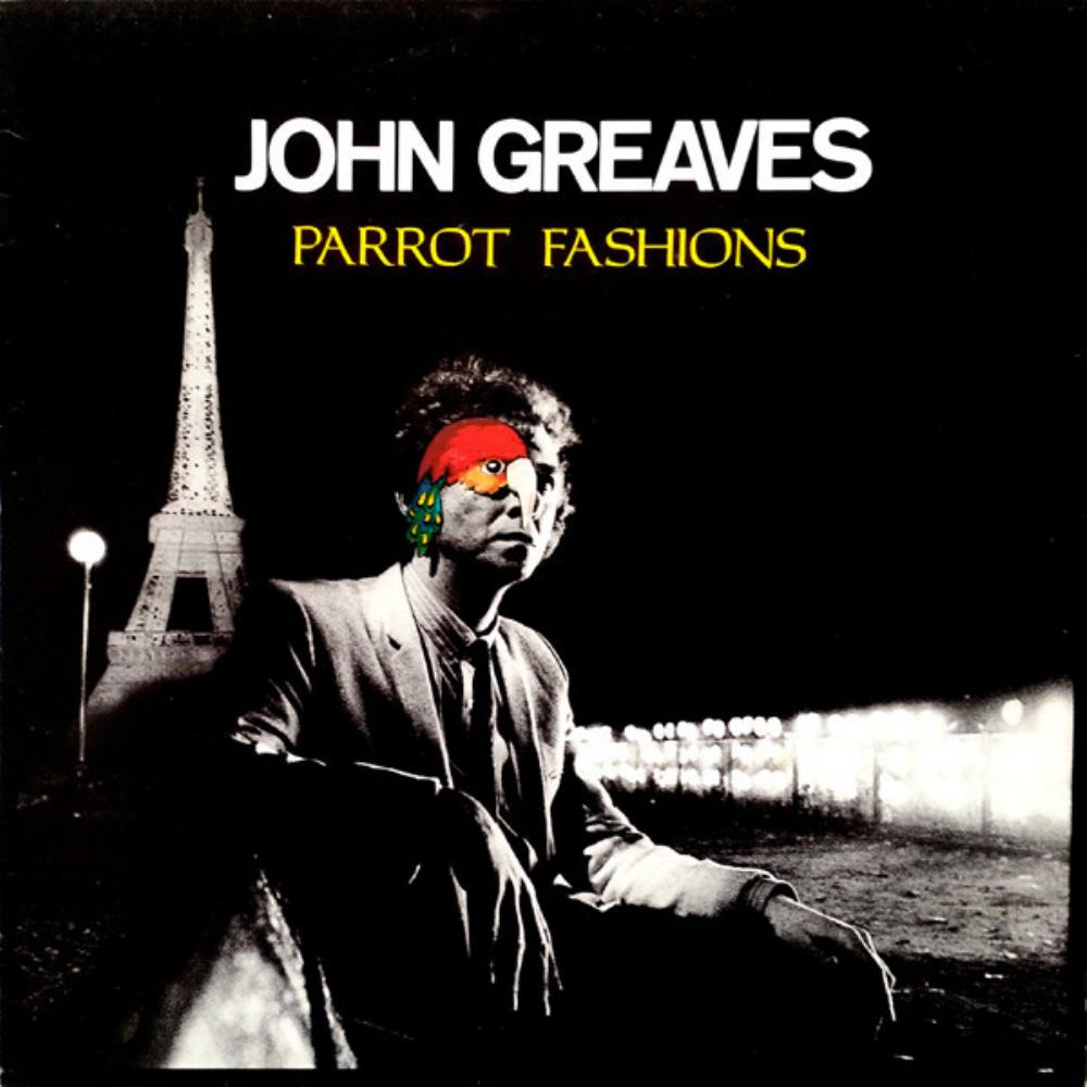 John Greaves Parrot Fashions album cover