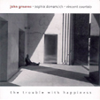 John Greaves The Trouble With Happiness album cover