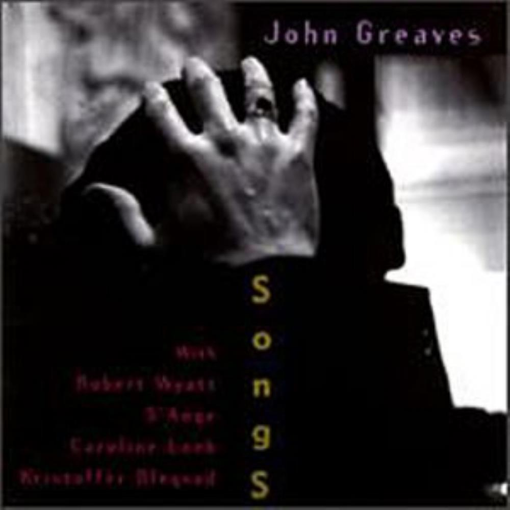 Songs by GREAVES, JOHN album cover