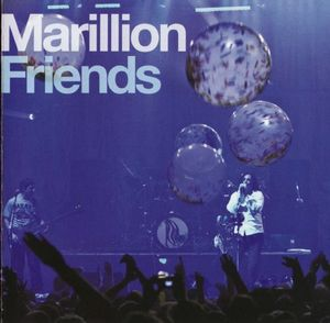 Marillion Friends album cover
