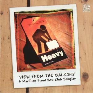 Marillion View From The Balcony (A Front Row Club Sampler) album cover