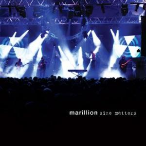 Marillion - size matters CD (album) cover