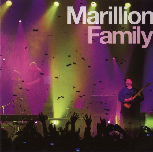 Marillion - Family CD (album) cover