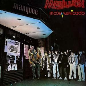 Marillion Incommunicado album cover