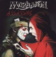 Marillion Assassing album cover